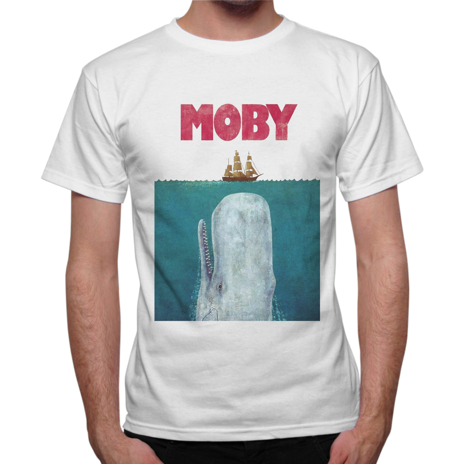 T-Shirt Uomo MOBY