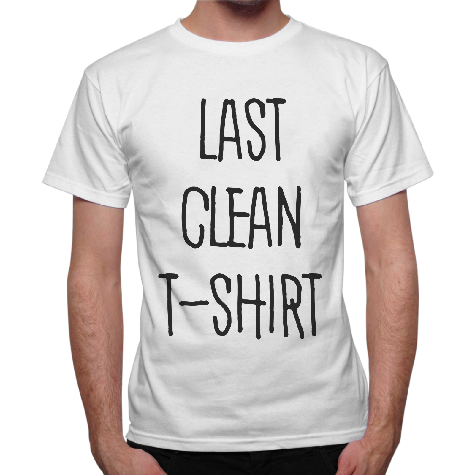 T-Shirt Uomo LAST CLEAN T-SHIRT 1