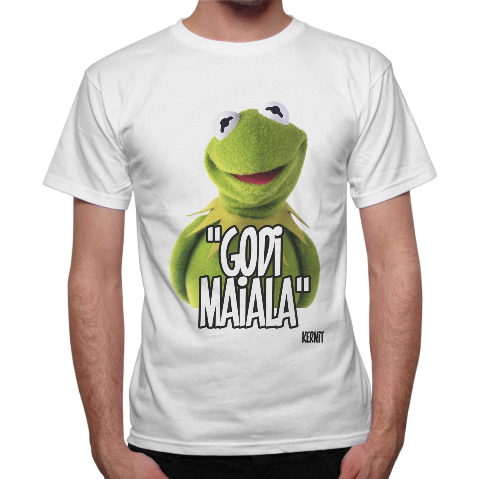 T-Shirt Uomo GODI MAIALA