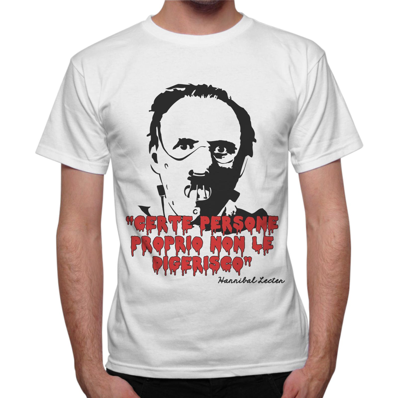 T-Shirt Uomo NON LE DIGERISCO