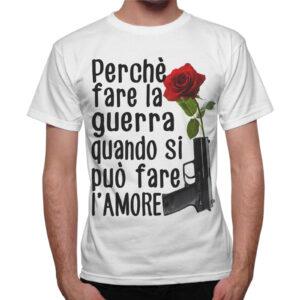 T-Shirt Uomo FARE L'AMORE