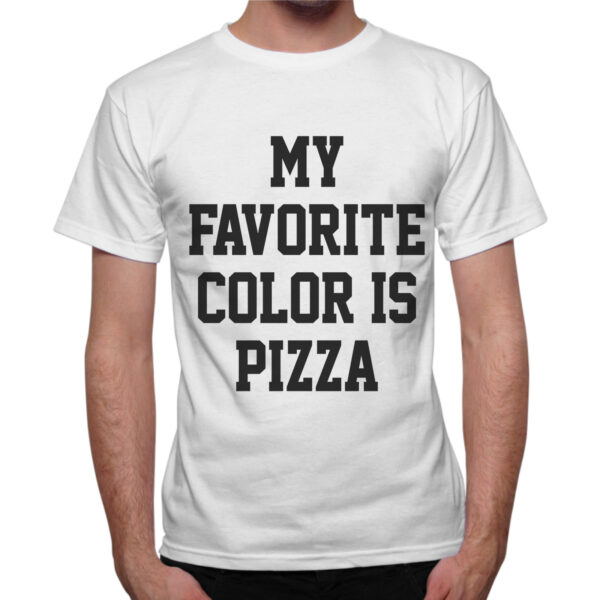 T-Shirt Uomo FAVORITE COLOR 1