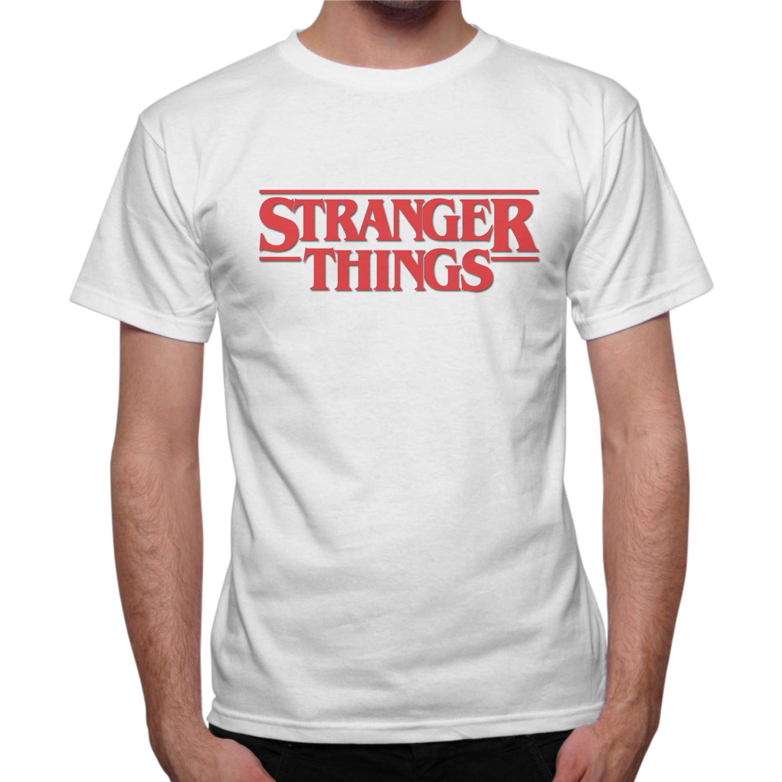 T-Shirt Uomo STRANGER
