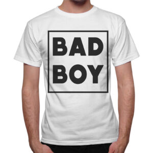 T-Shirt Uomo BAD BOY