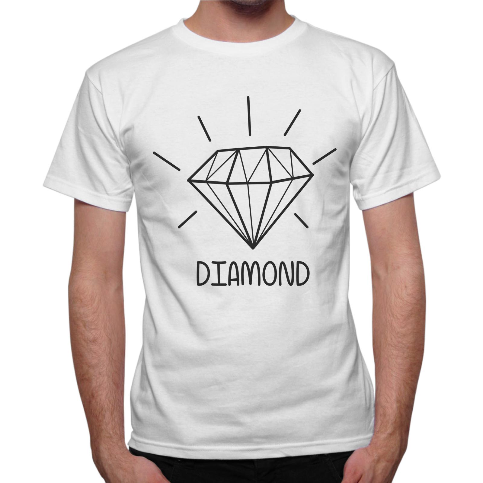 T-Shirt Uomo DIAMOND