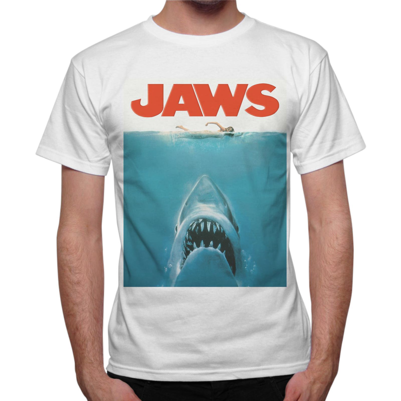 T-Shirt Uomo SHARK JAWS