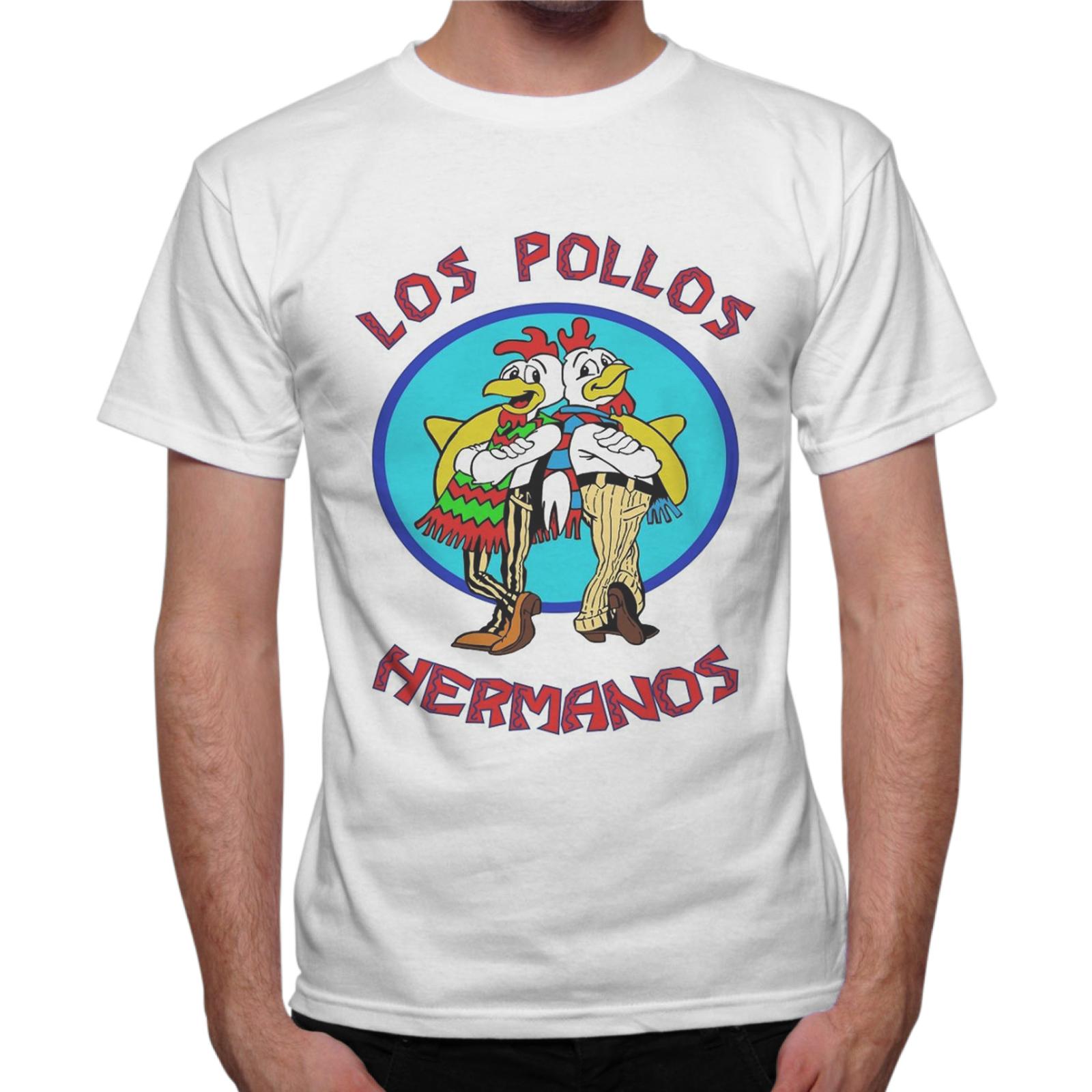 T-Shirt Uomo LOS POLLOS