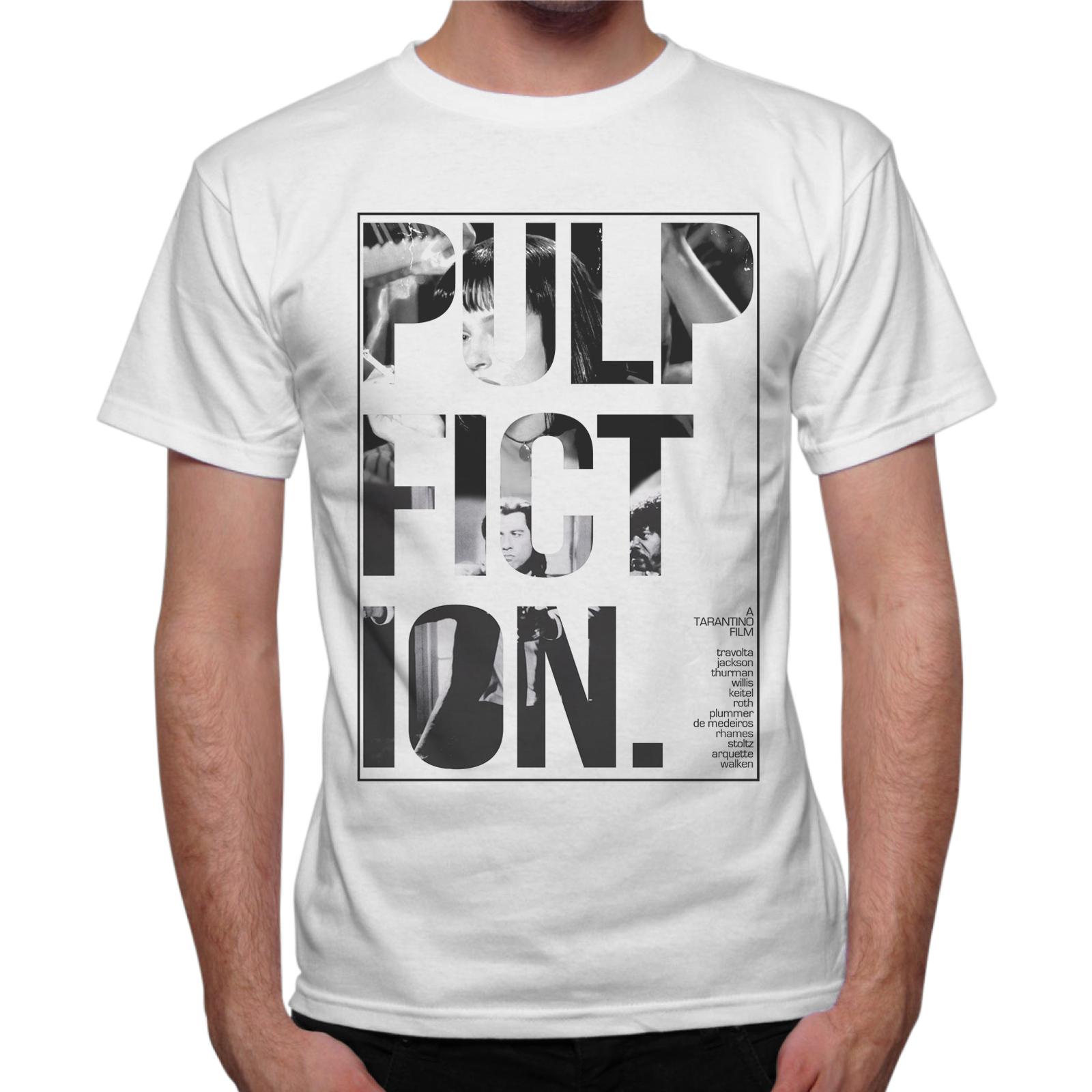 T-Shirt Uomo PULP FICTION 1