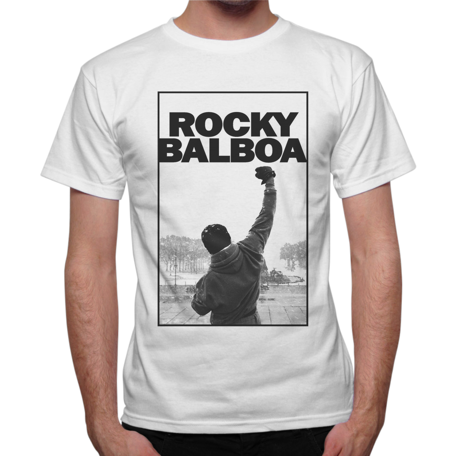T-Shirt Uomo ROCKY