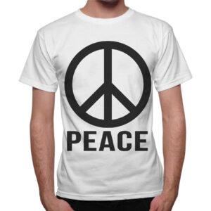 T-Shirt Uomo PEACE