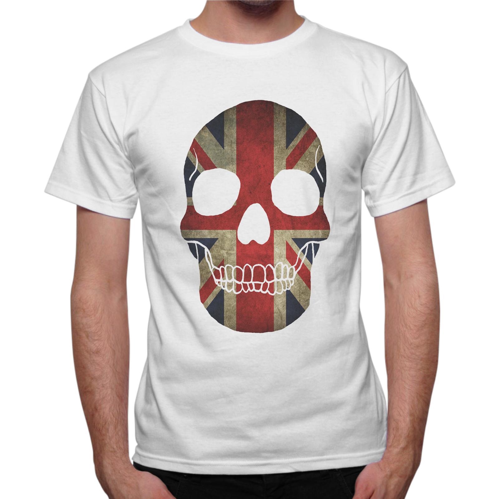 T-Shirt Uomo TESCHIO FASHION UK