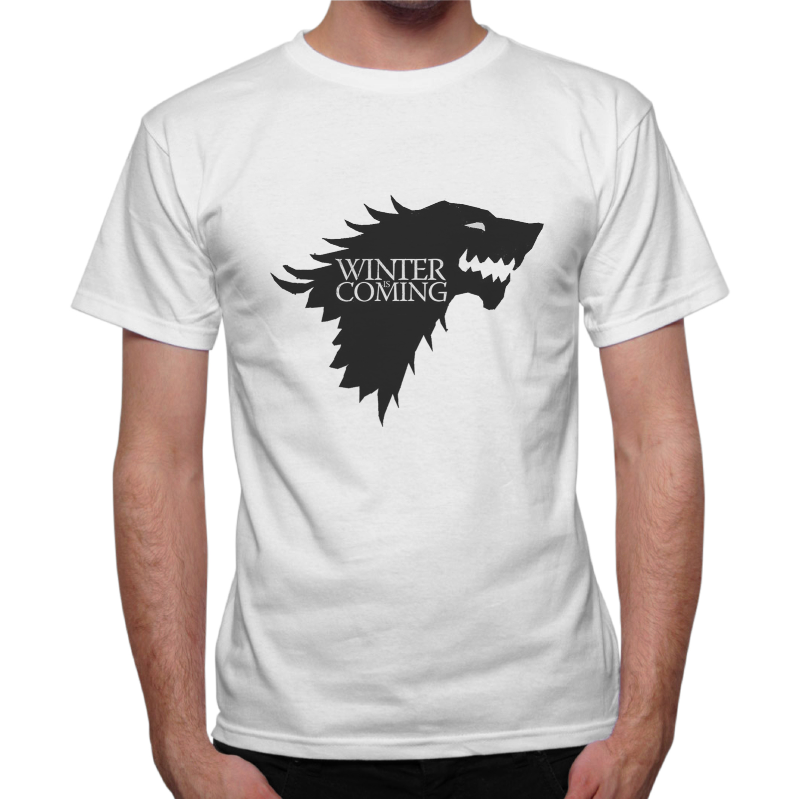 T-Shirt Uomo WINTER IS COMING 1