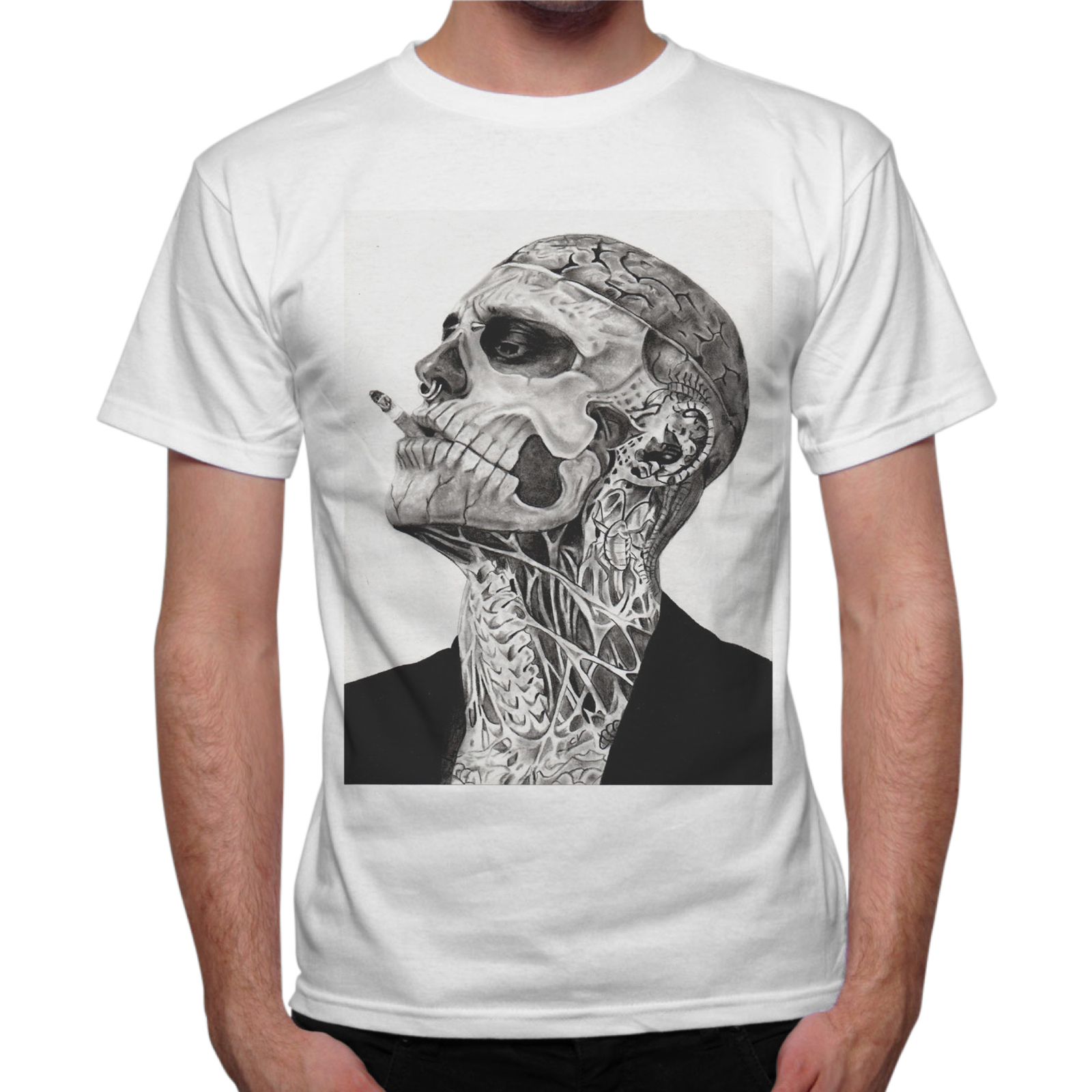 T-Shirt Uomo UOMO TATTOO