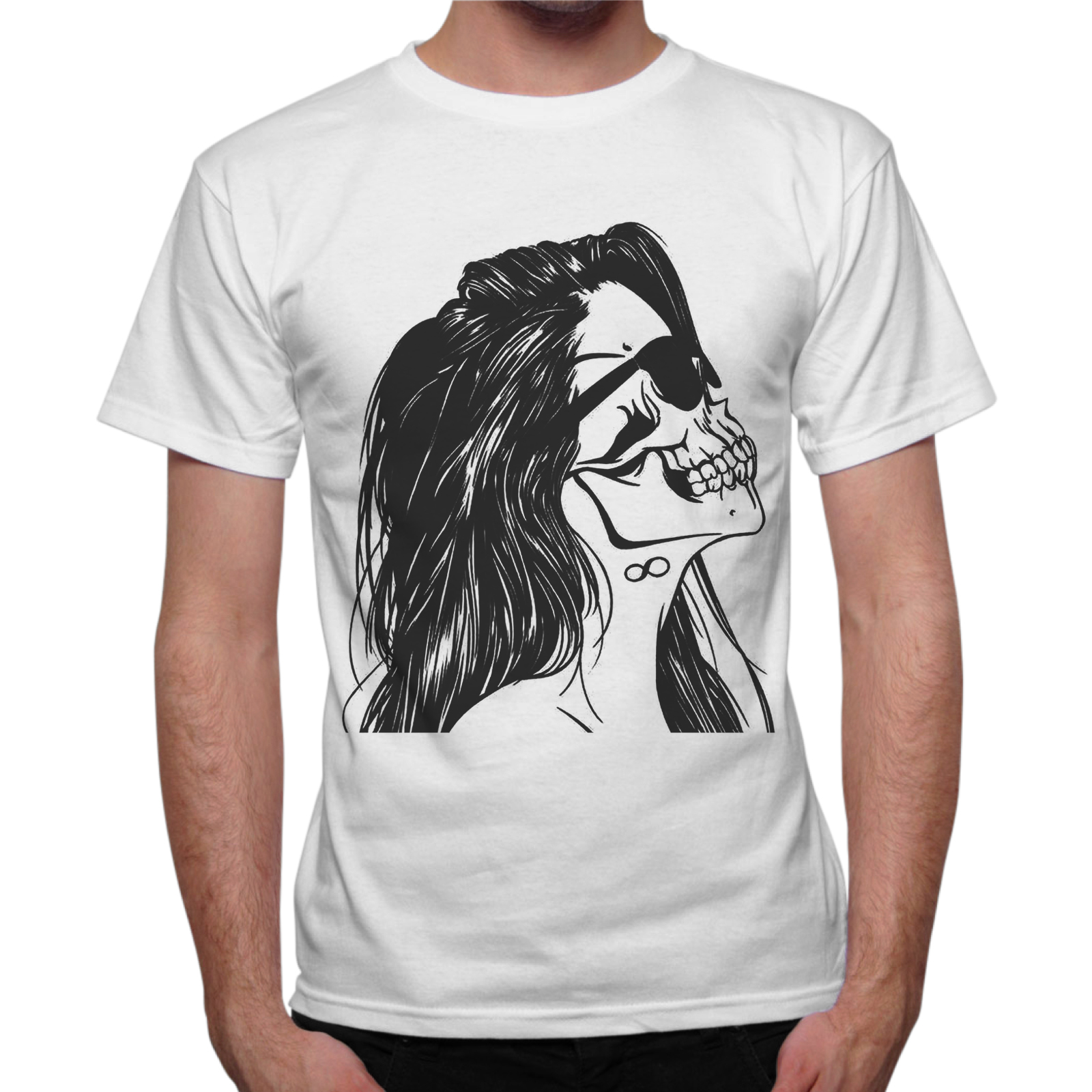 T-Shirt Uomo TESCHIO WOMAN