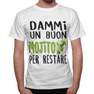 T-Shirt Uomo BUON MOJITO