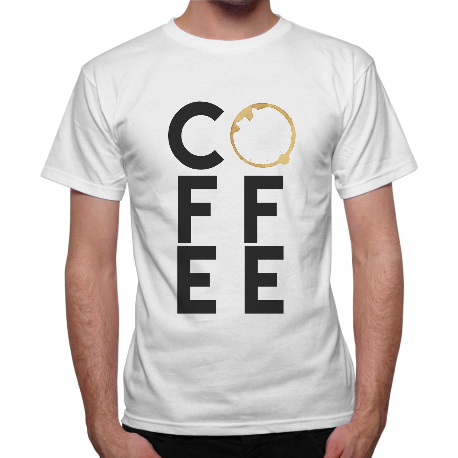 T-Shirt Uomo COFFEE