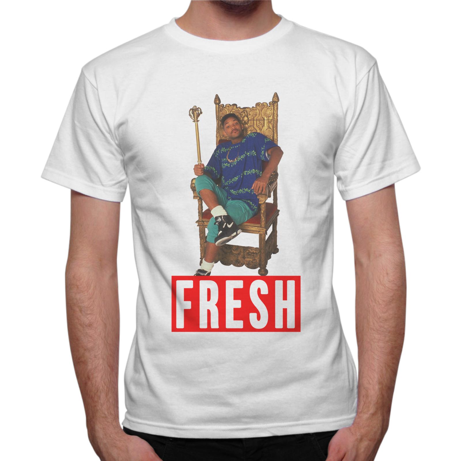 T-Shirt Uomo FRESH WILLY 1