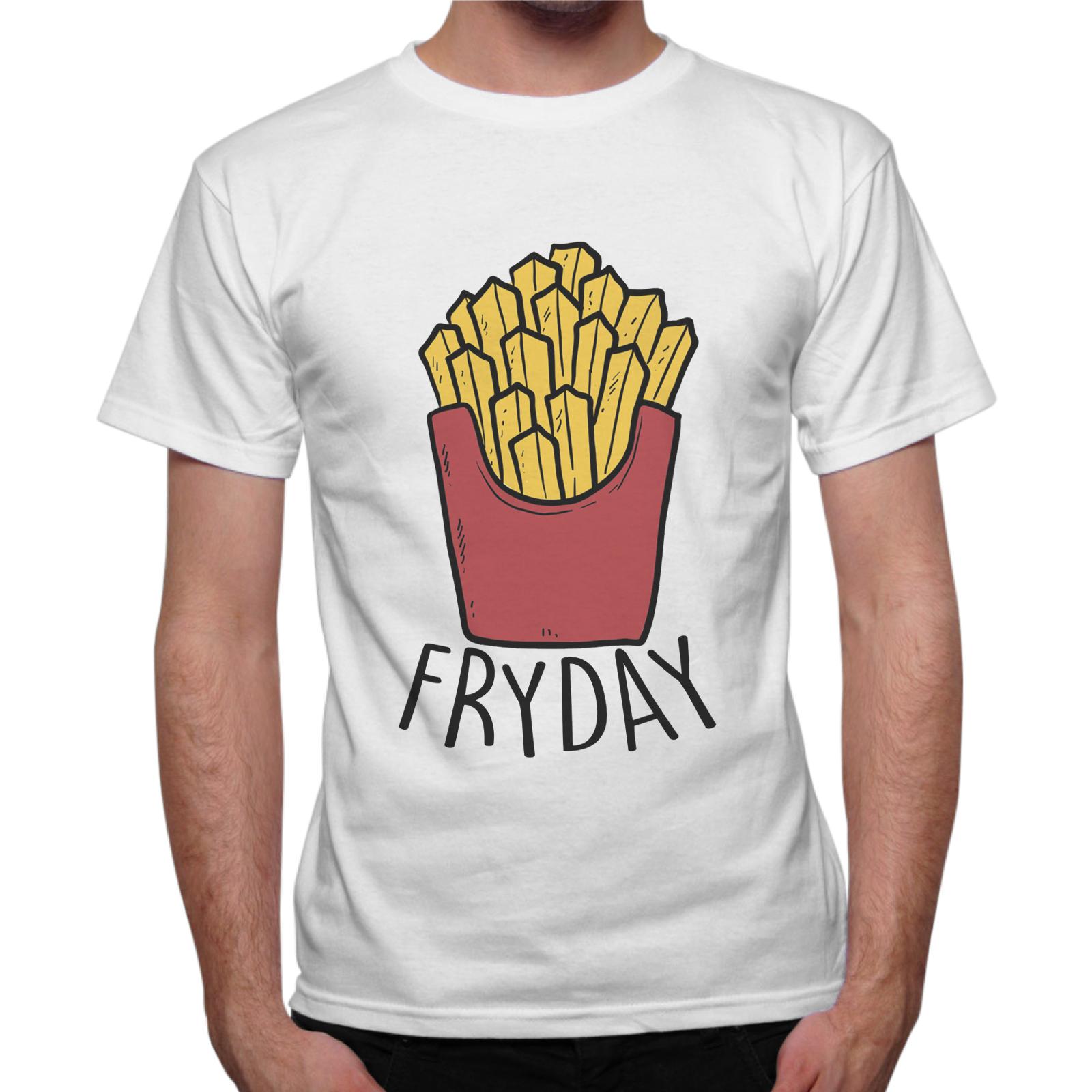 T-Shirt Uomo FRYDAY