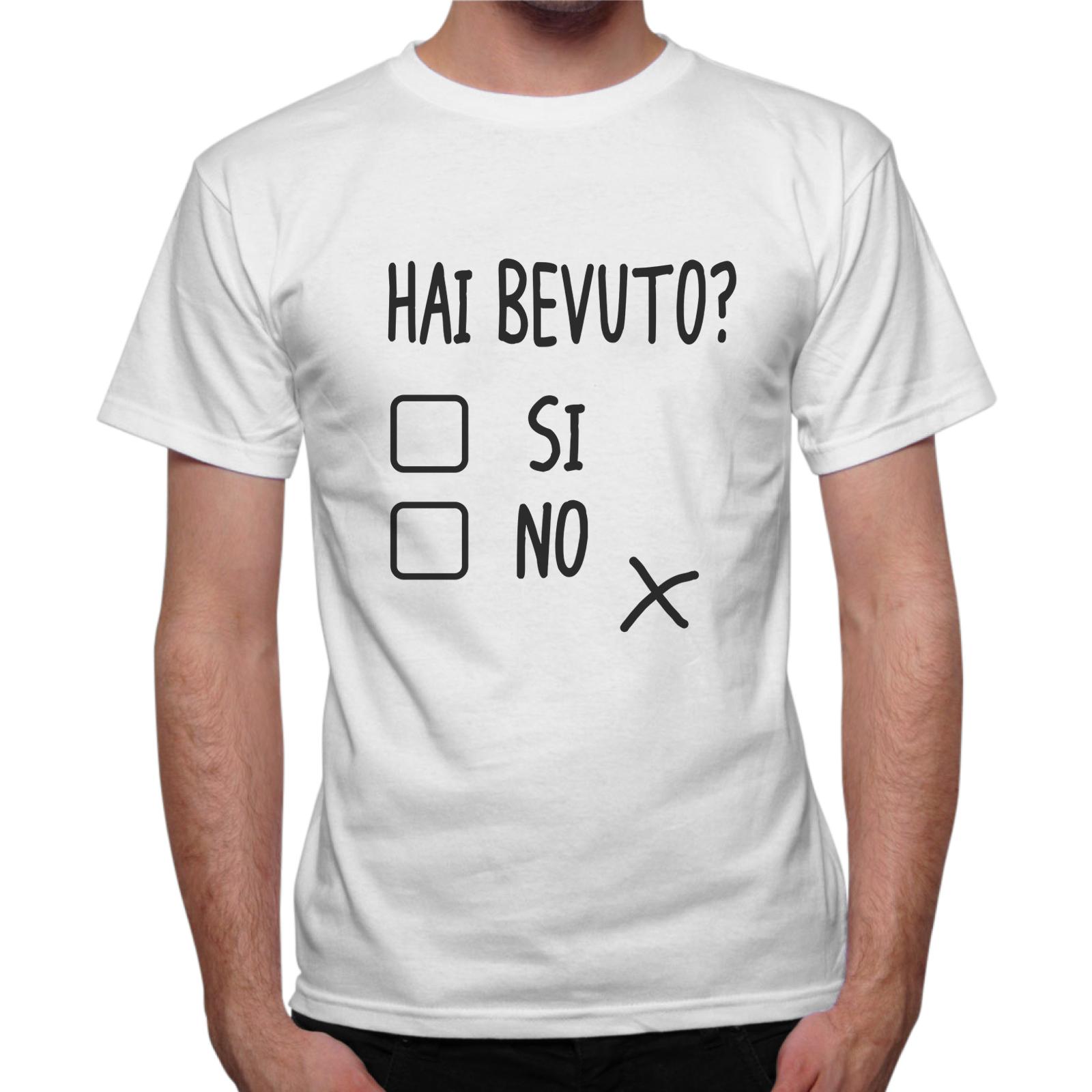 T-Shirt Uomo HAI BEEVUTO
