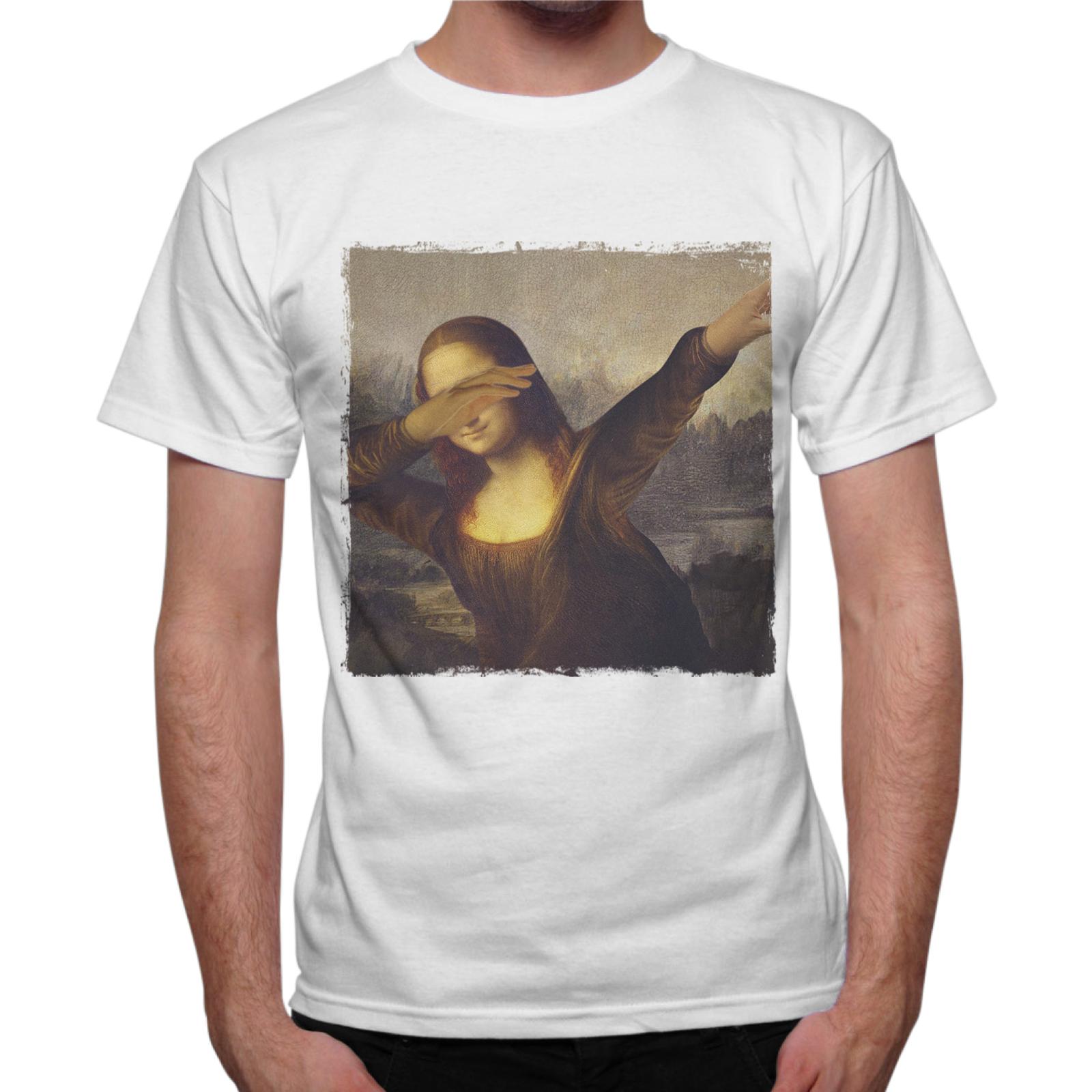 T-Shirt Uomo DAB GIOCONDA