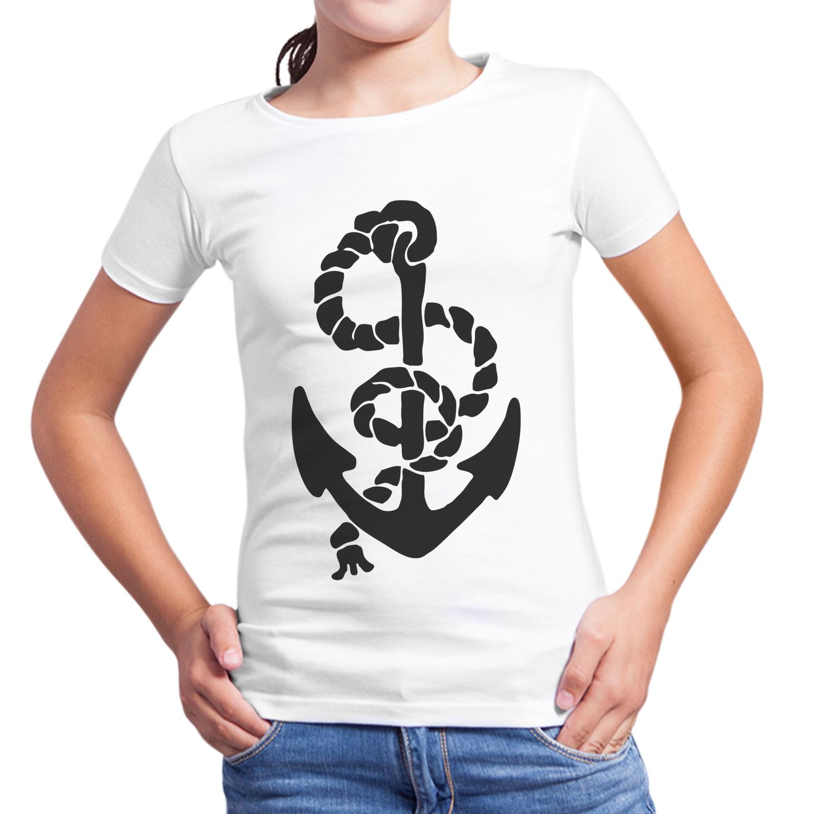 T-Shirt Bambina ANCORA VINTAGE
