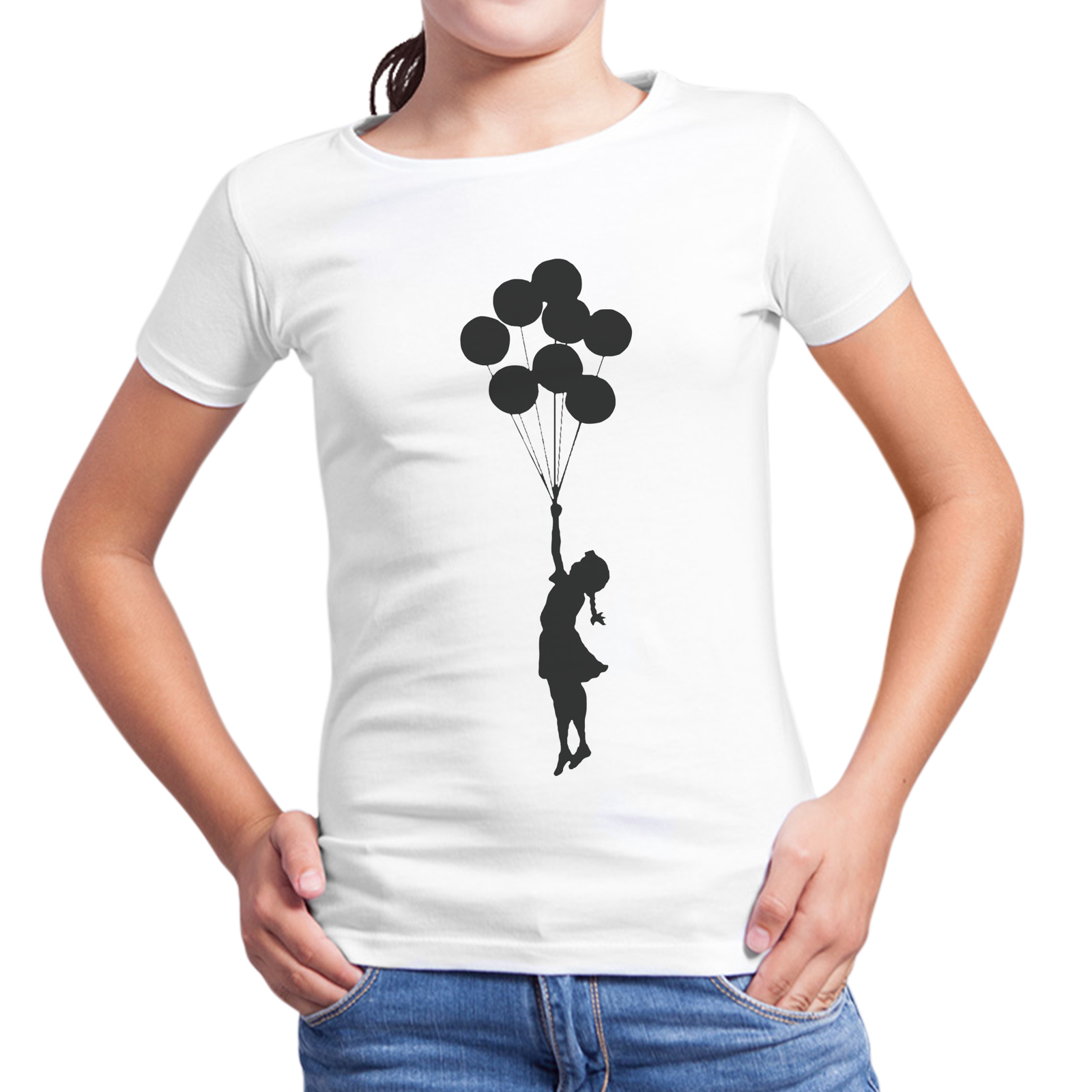 T-Shirt Bambina PALLONCINI