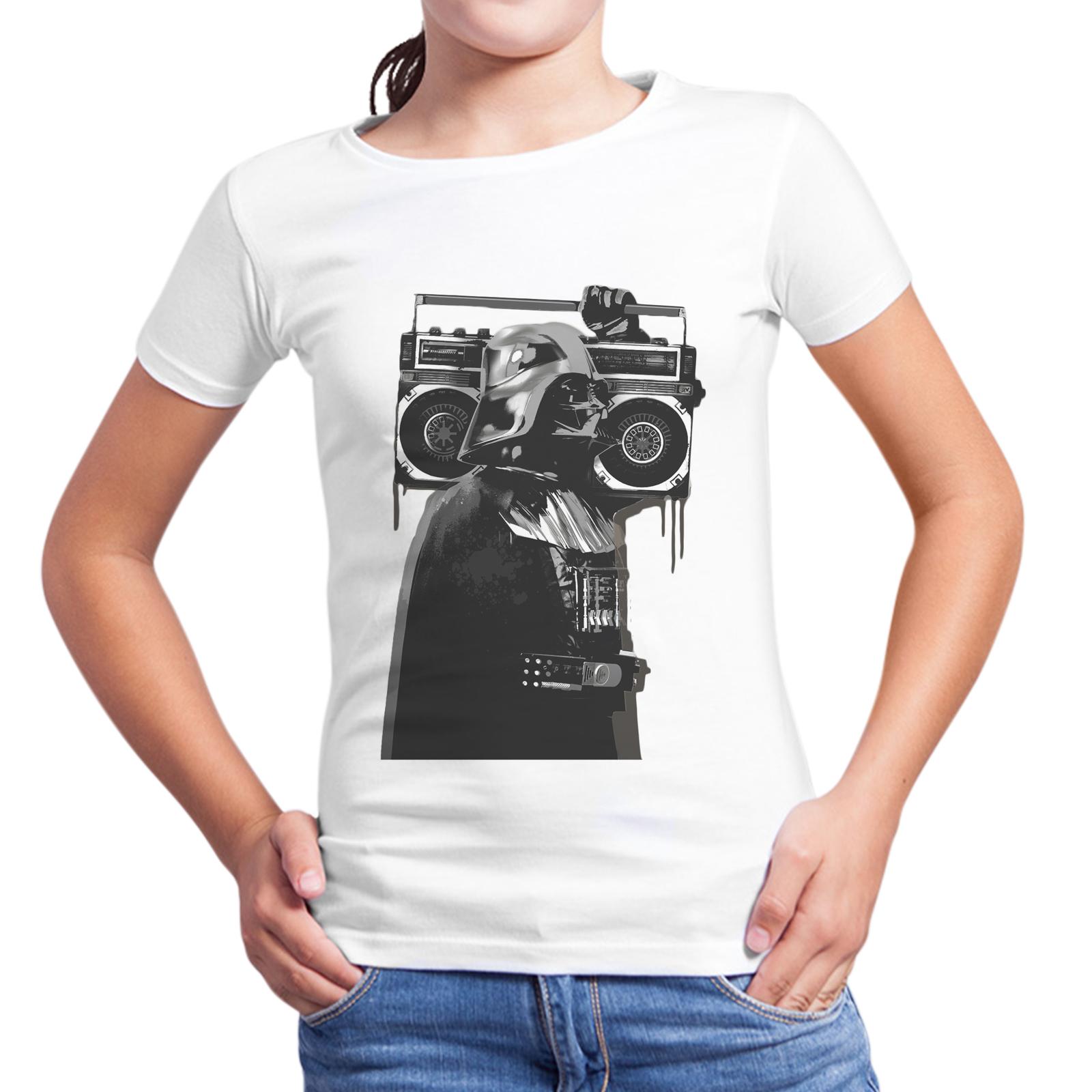 T-Shirt Bambina VADER STEREO