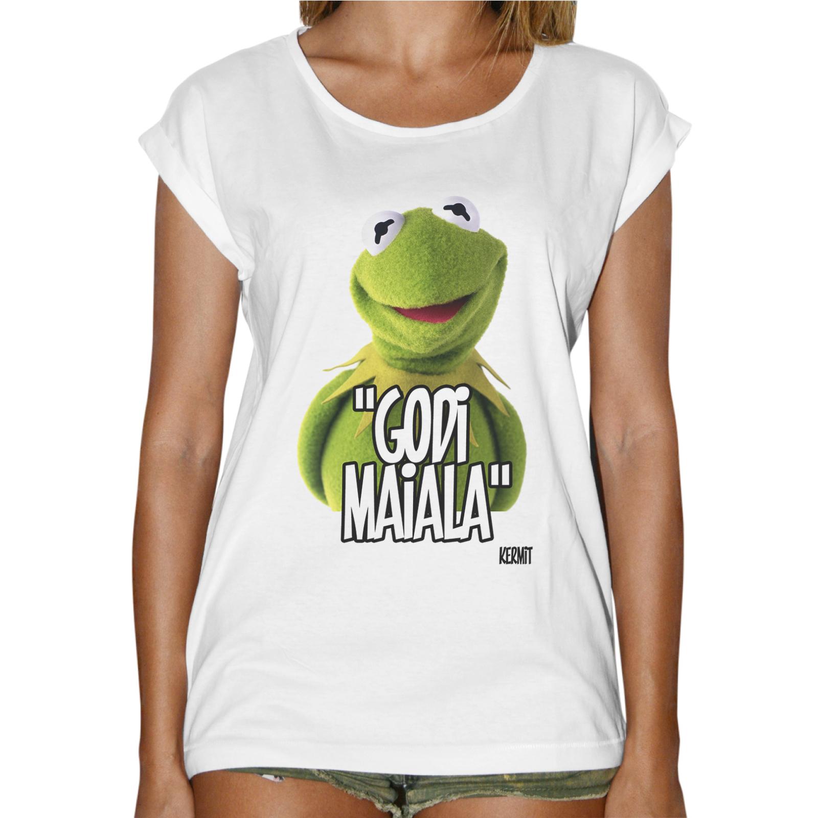 T-Shirt Donna Fashion GODI MAIALA