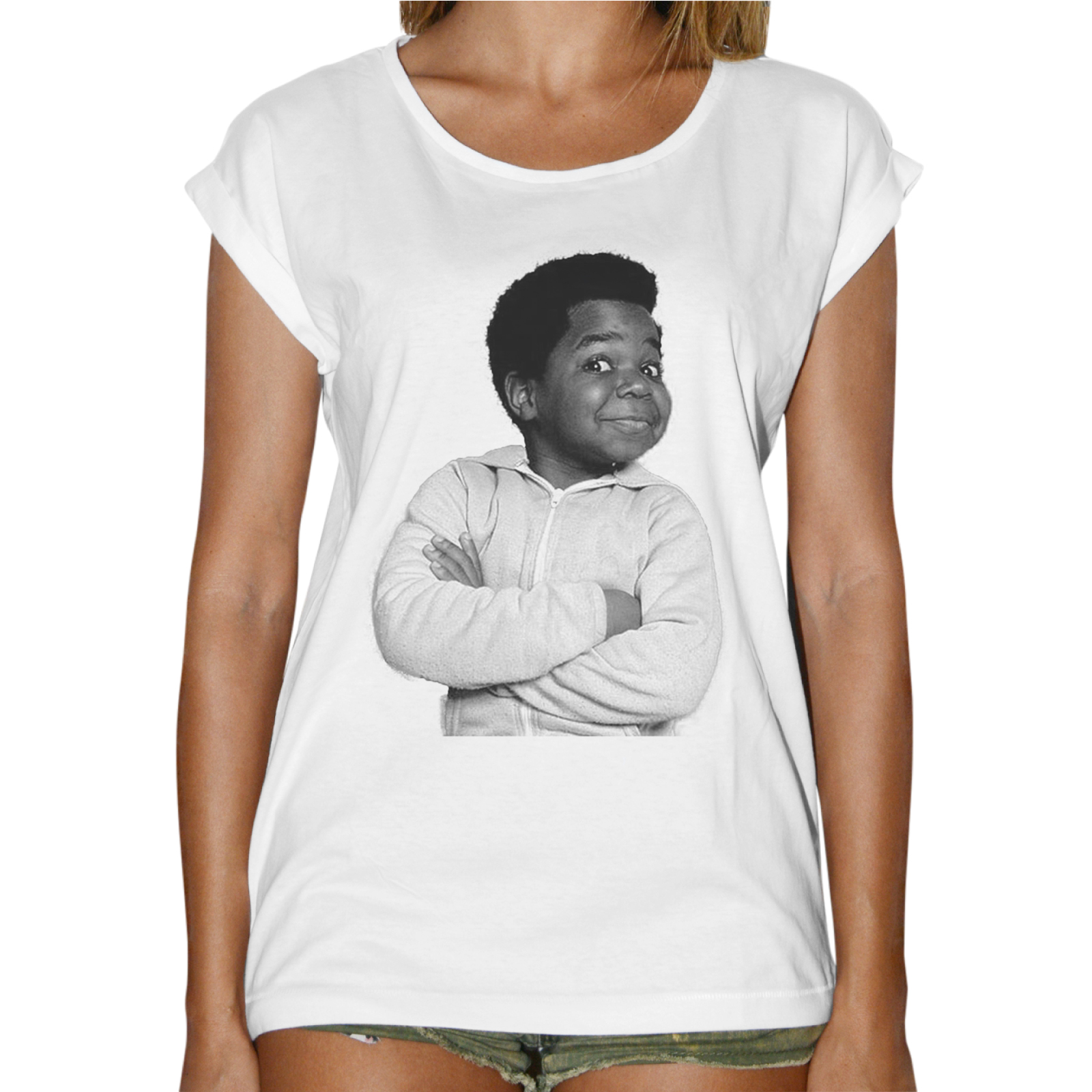 T-Shirt Donna Fashion ARNOLD VINTAGE TV