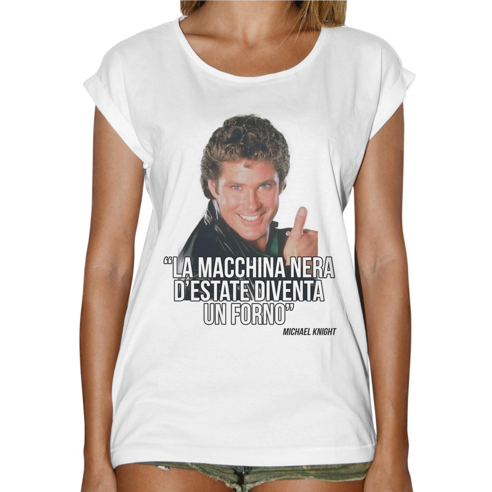 T-Shirt Donna Fashion KIT DIVENTA UN FORNO 1