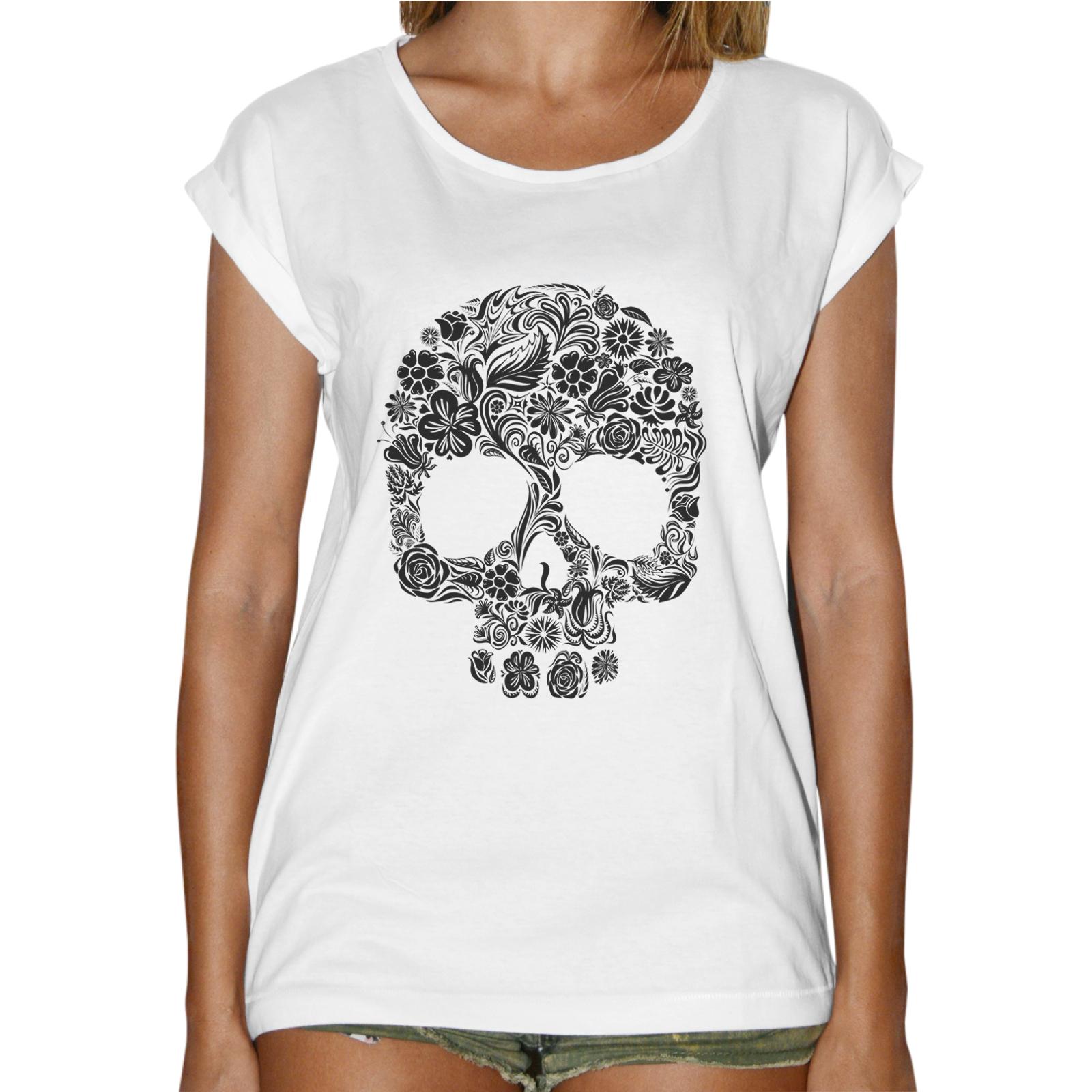 T-Shirt Donna Fashion TESCHIO FIORI