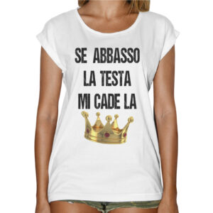 T-Shirt Donna Fashion CADE LA CORONA