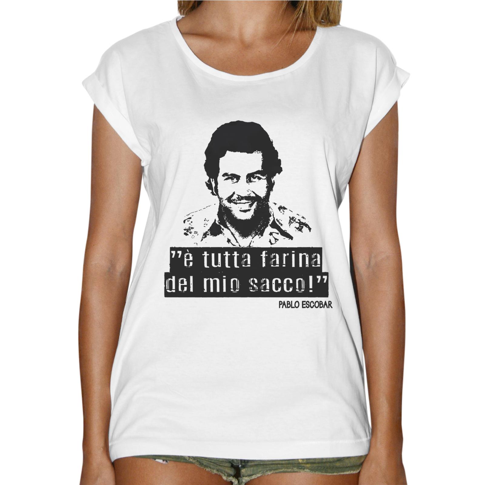 T-Shirt Donna Fashion TUTTA FARINA  1