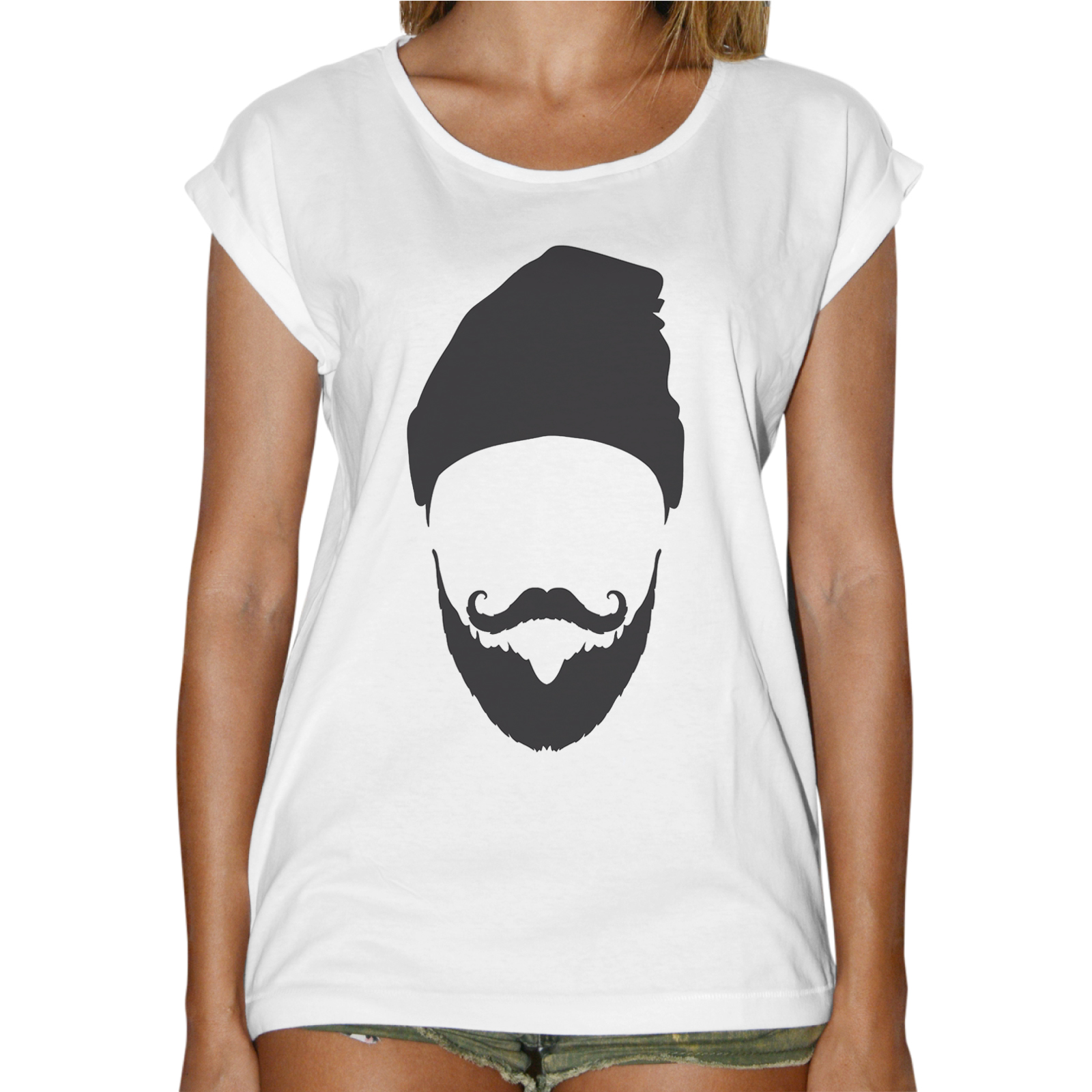 T-Shirt Donna Fashion  BARBA CAPPELLO