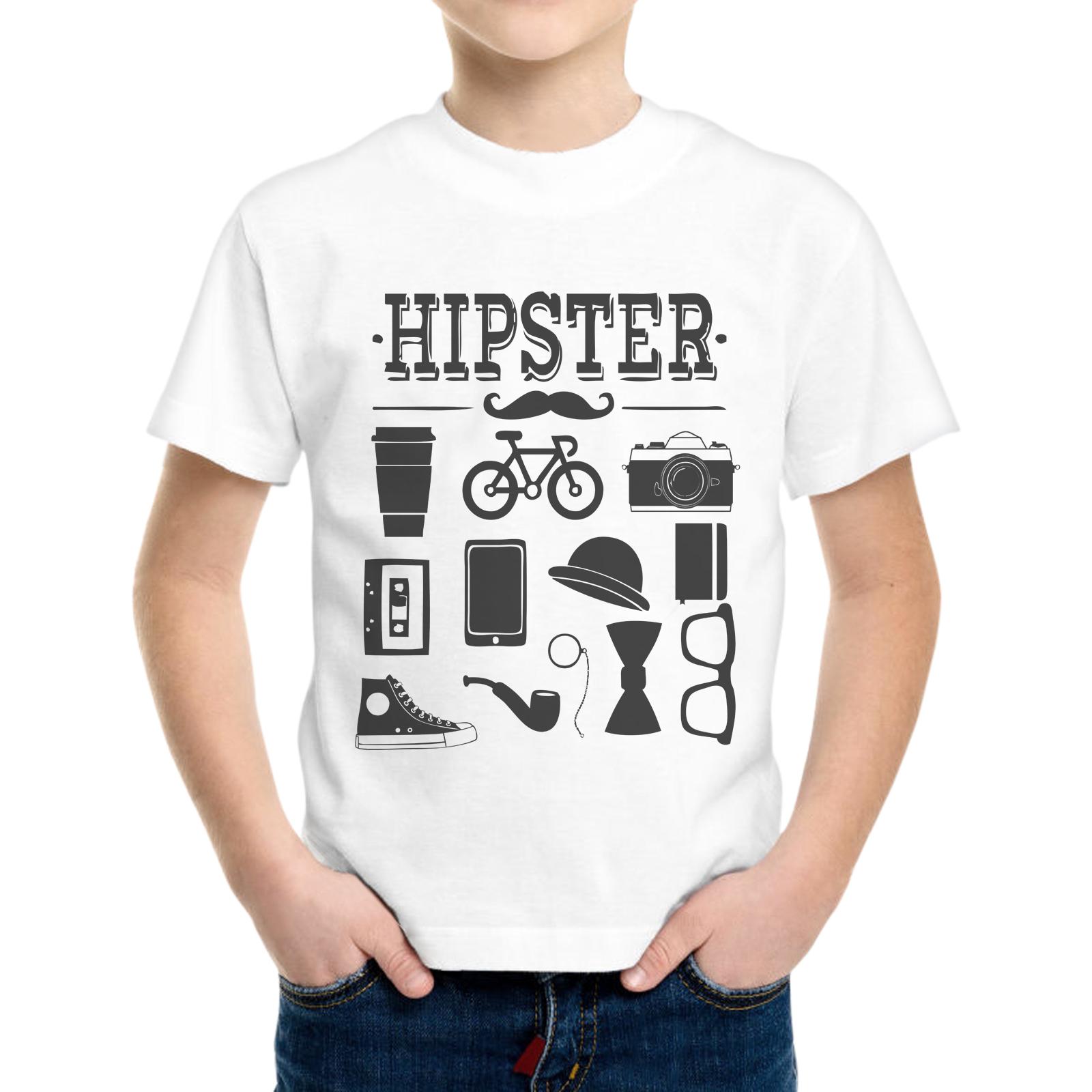 T-Shirt Bambino HIPSTER