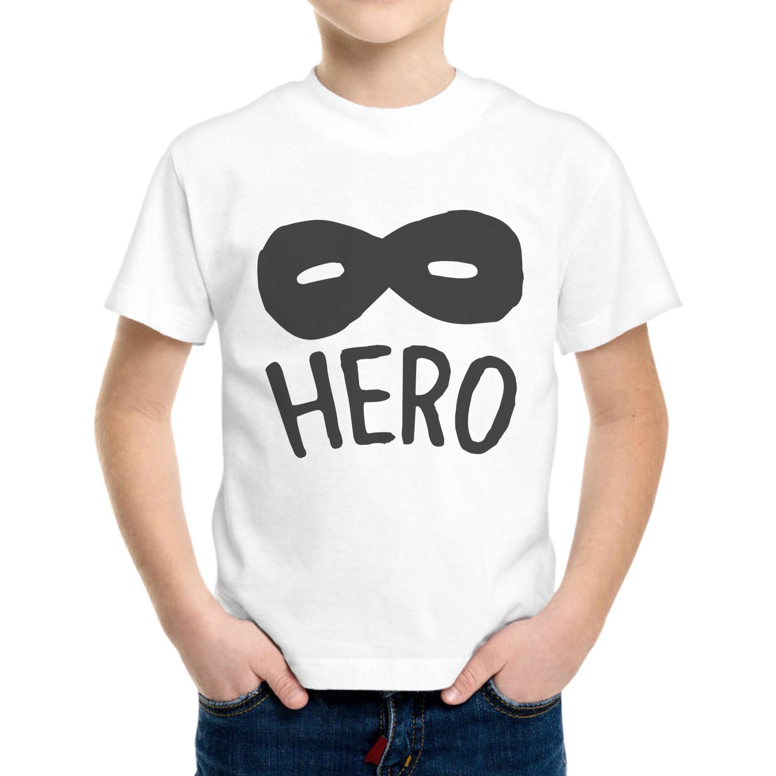 T-Shirt Bambino HERO