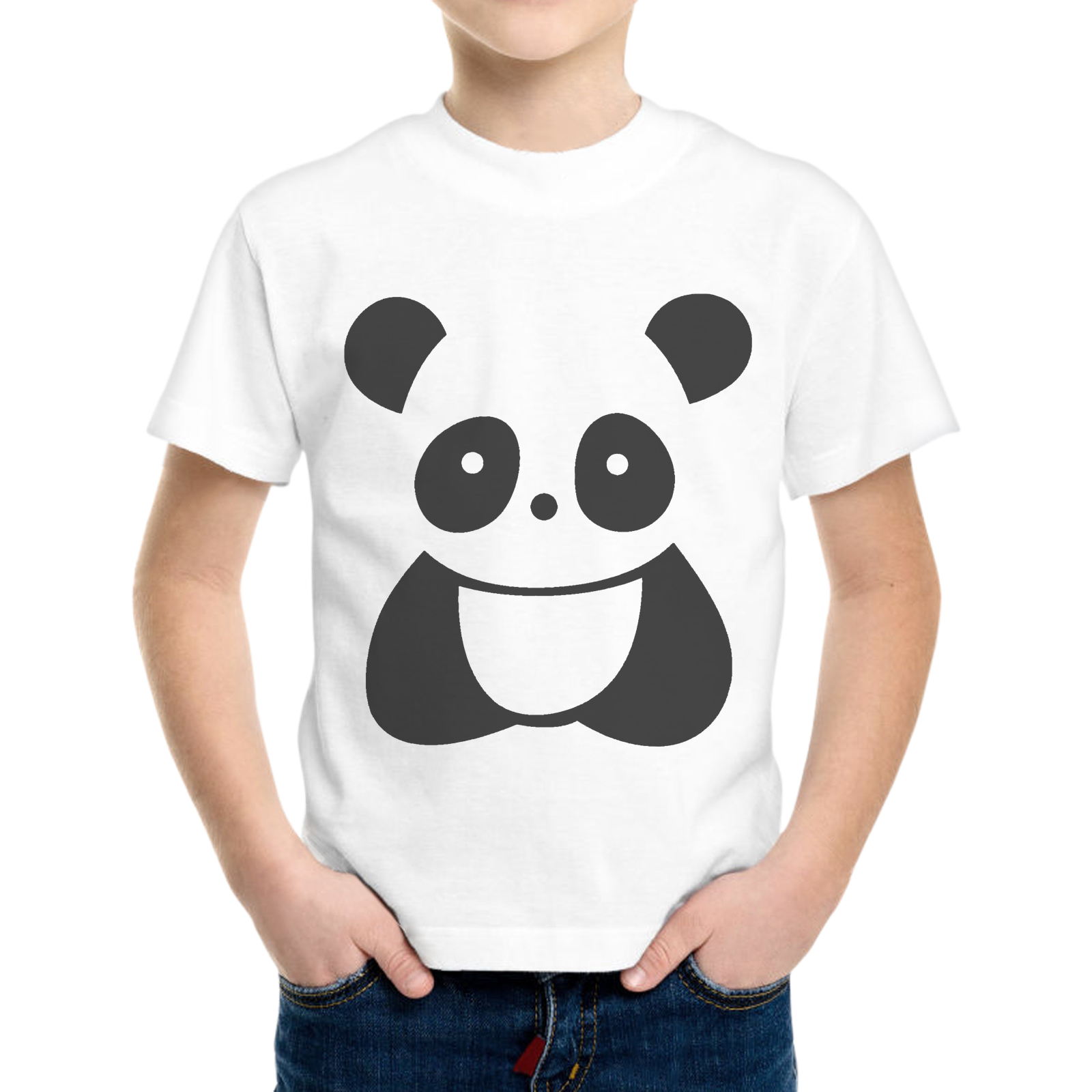 T-Shirt Bambino LITTLE PANDA