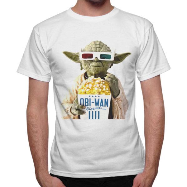 T-Shirt Uomo OBI POP CORN