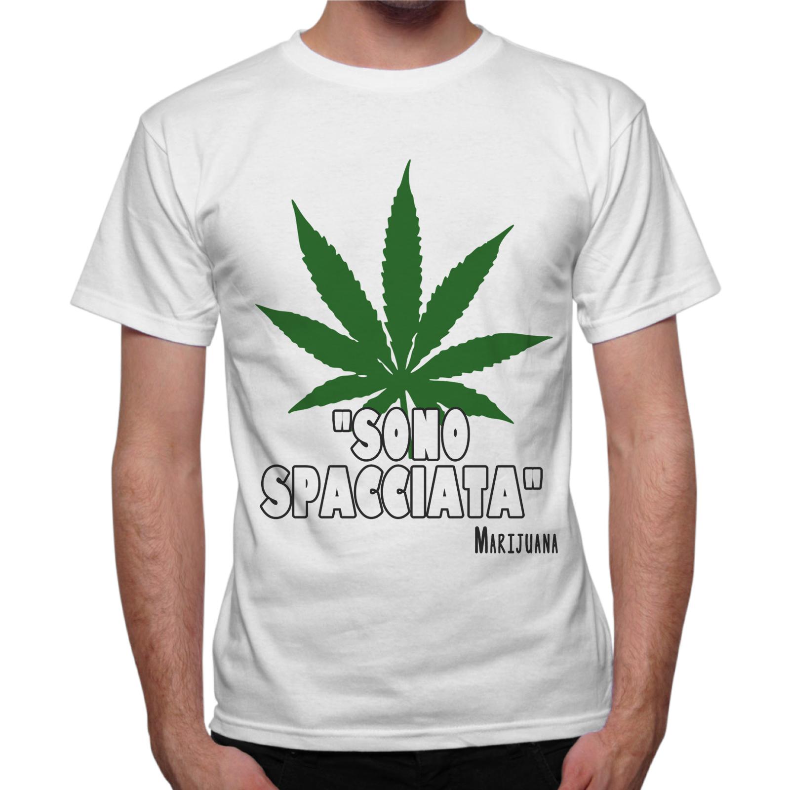 T-Shirt Uomo SONO SPACCIATA