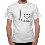 T-Shirt Uomo GREY'S HOSPITAL 1