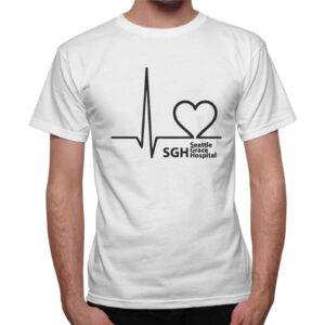 T-Shirt Uomo GREY'S HOSPITAL