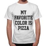 T-Shirt Uomo FAVORITE COLOR