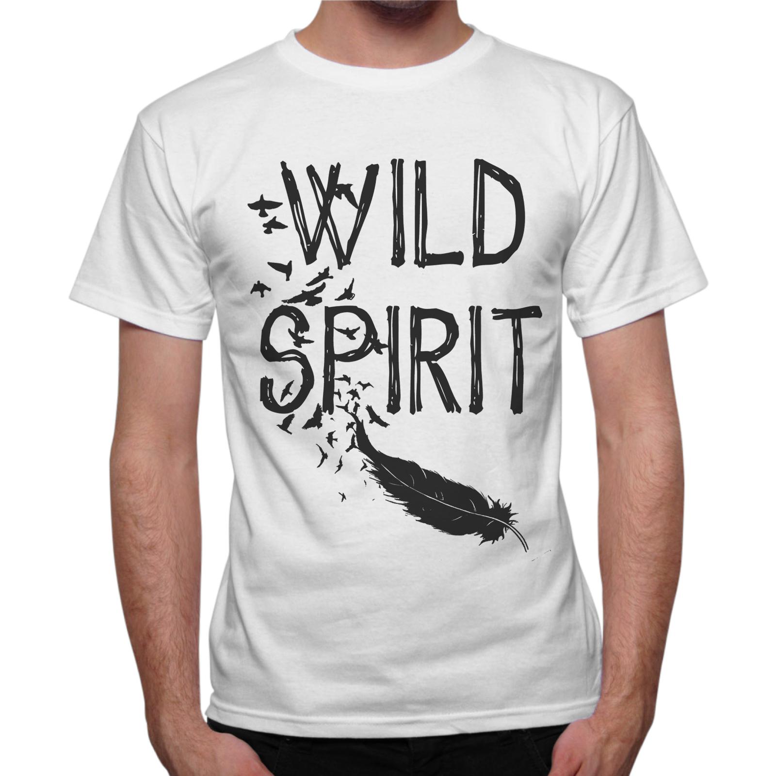 T-Shirt Uomo WILD SPIRIT