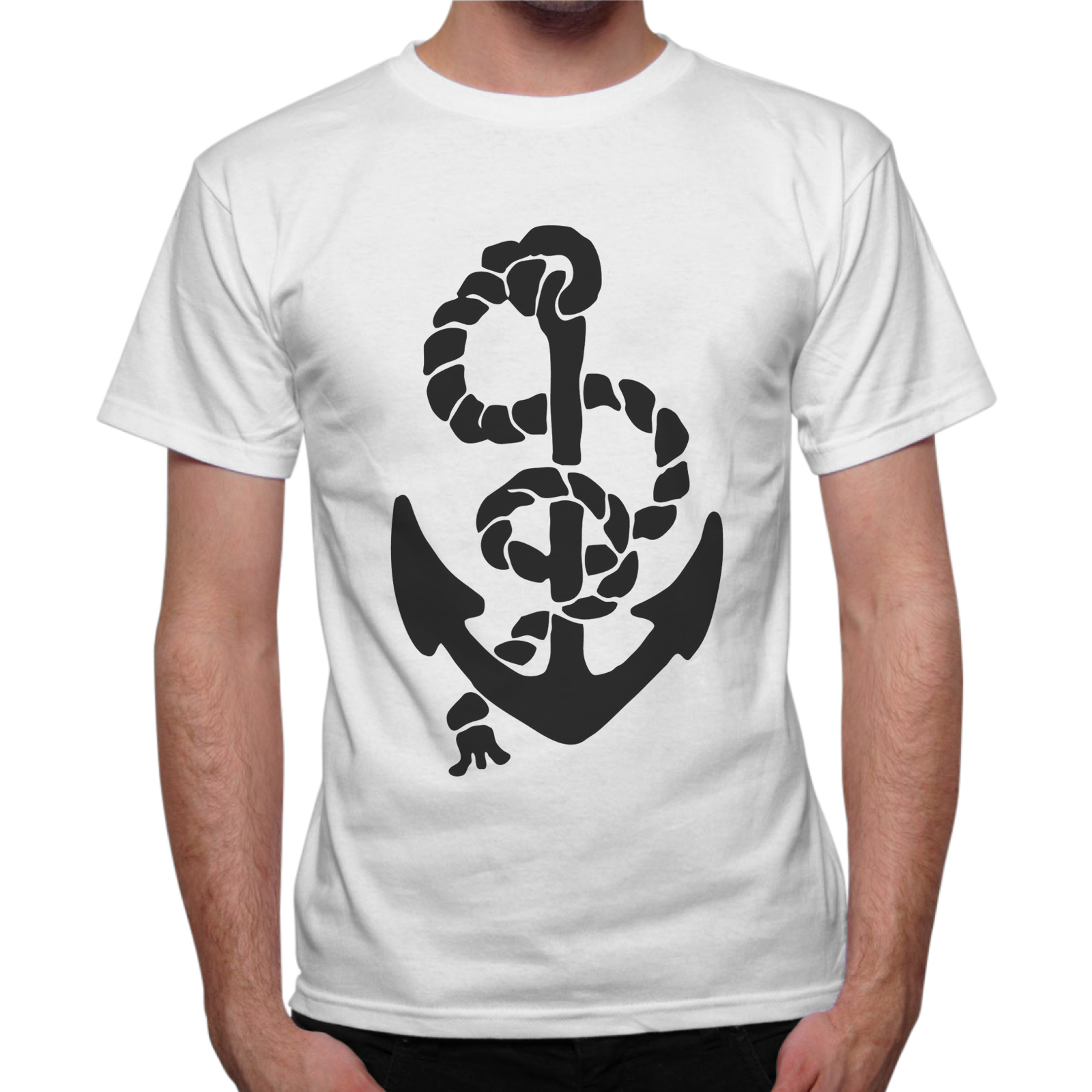 T-Shirt Uomo ANCORA SEA