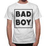 T-Shirt Uomo BAD BOY