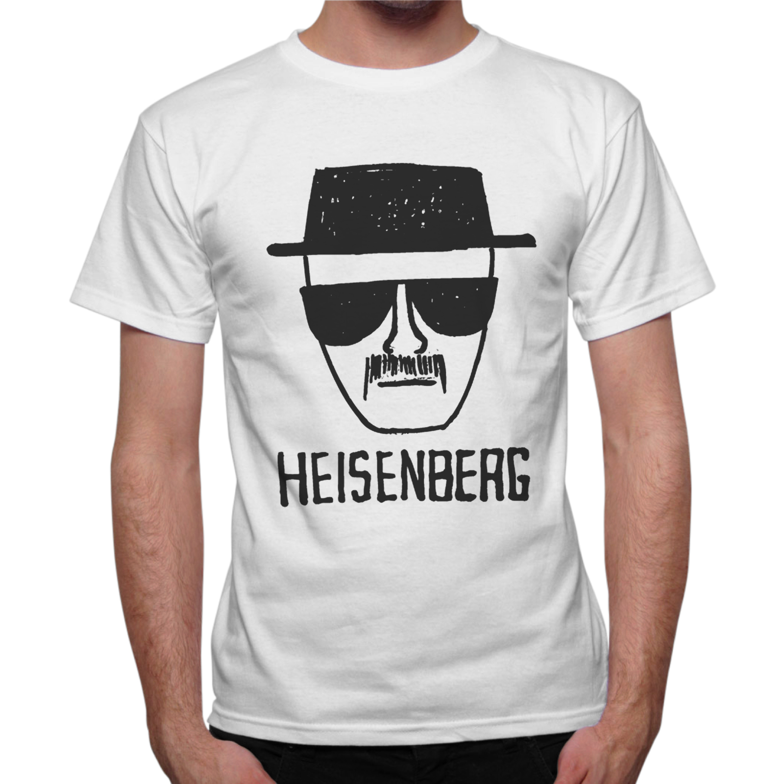 T-Shirt Uomo HEISENBERG  1