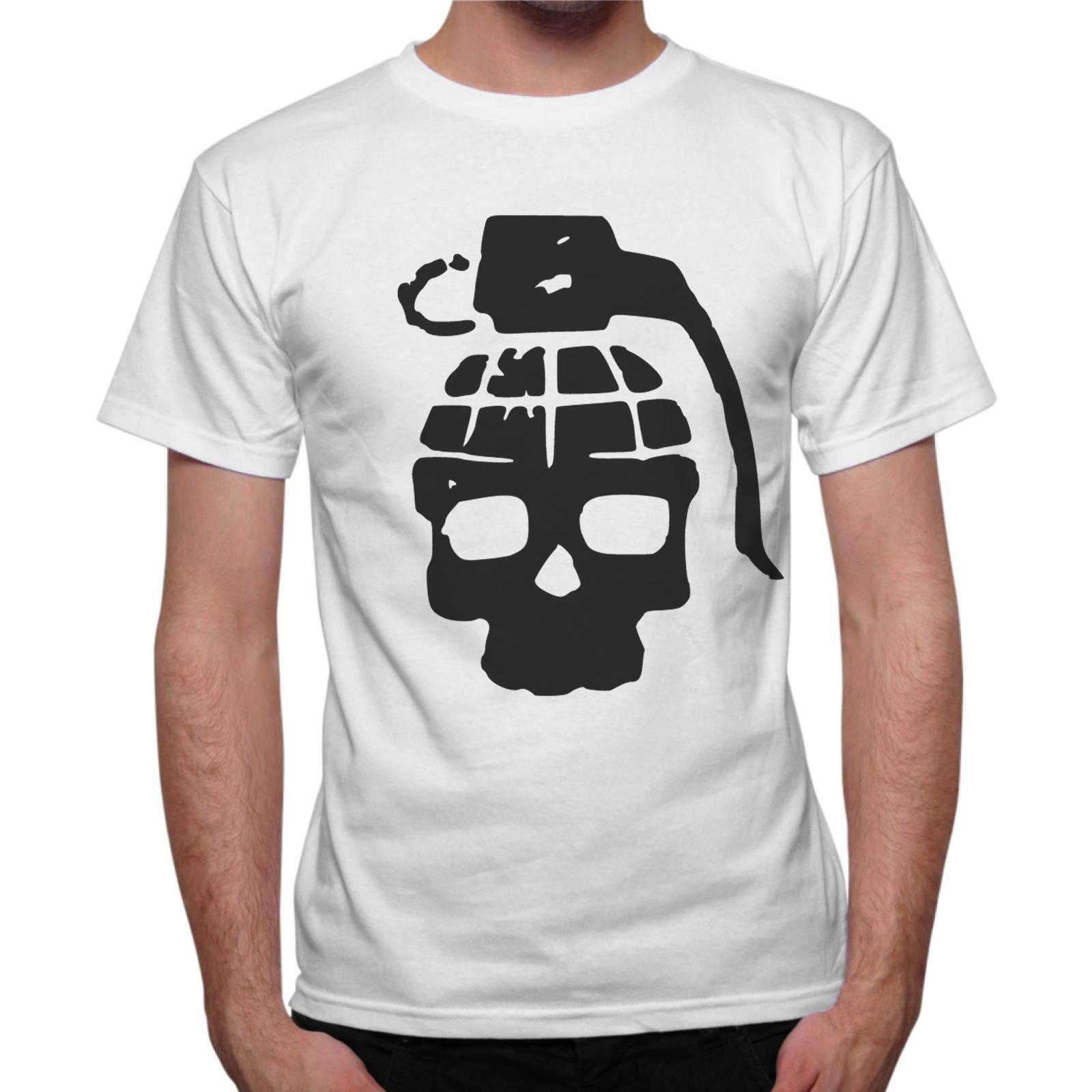 T-Shirt Uomo TESCHIO BOMB