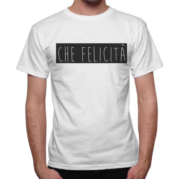 T-Shirt Uomo CHE FELICITA'