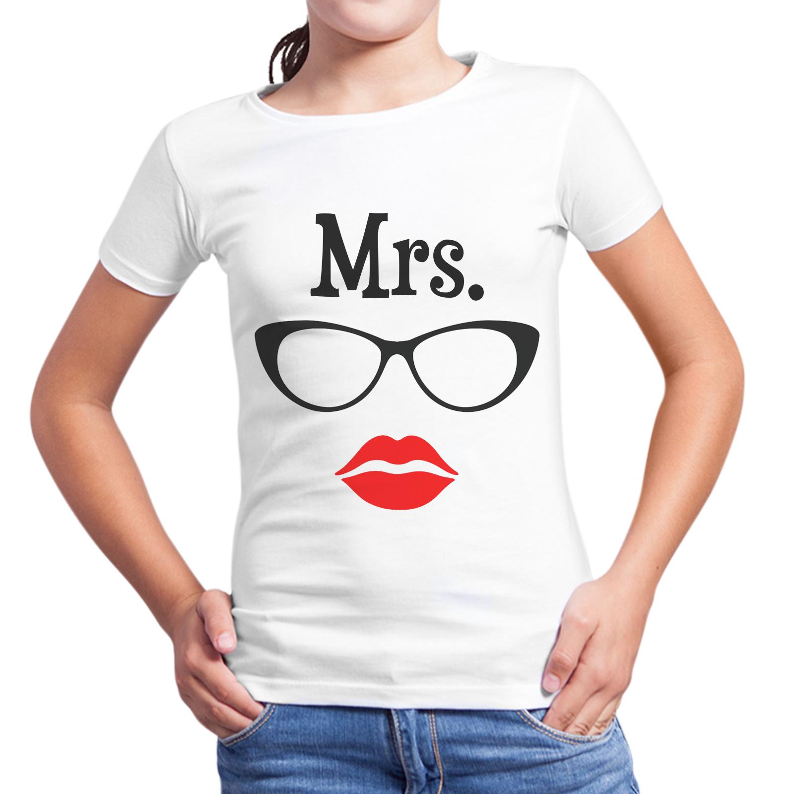 T-Shirt Bambina MRS. LABBRA