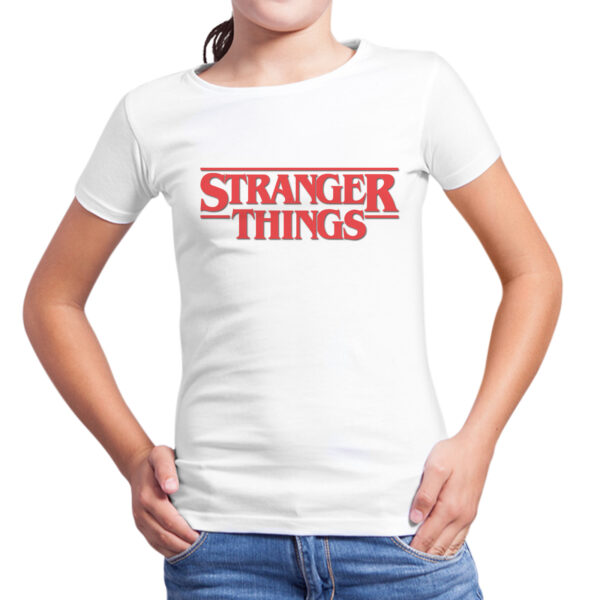 T-Shirt Bambina STRANGER THINGS